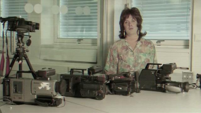 Steinjo som videoekspert i Påpp & Råkk.