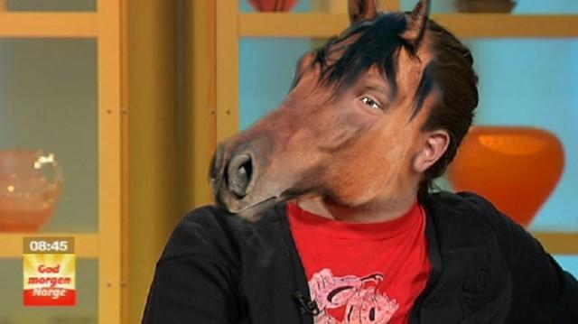 Viss Steinjo skal vere eit dyr, ville han ha vert ein hest.