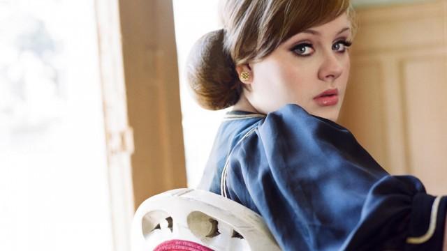 Adele har blitt superstjerne