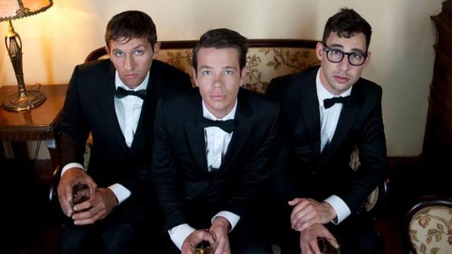 Andrew, Nate og Jack i Fun. (Foto: Promo)