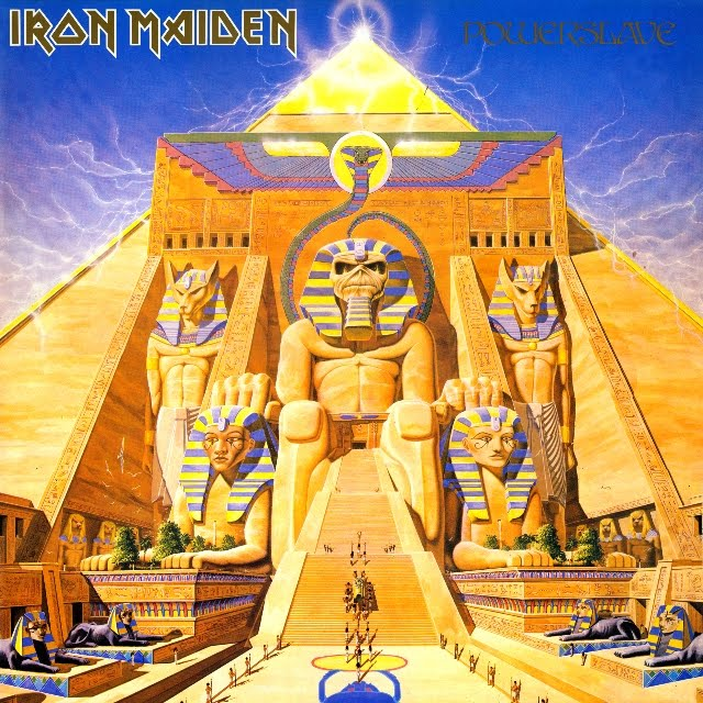 Powerslave Album