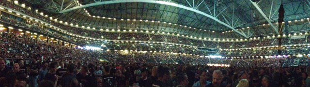 Maiden Friends arena 2