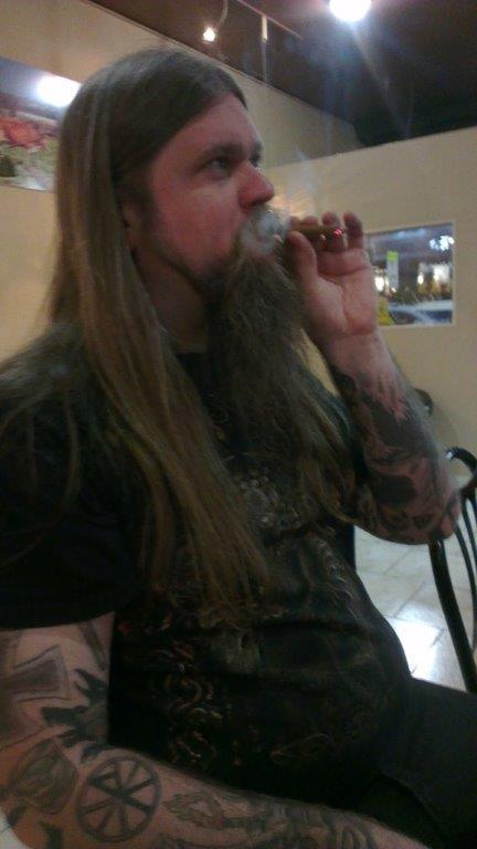enslaved2014Have A Cigar photo Vikky