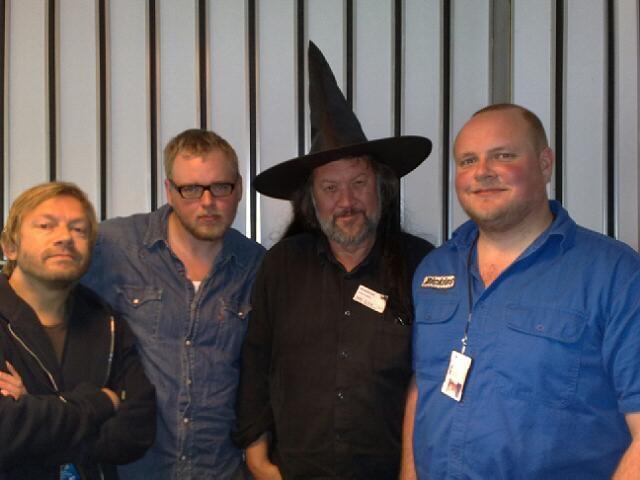 RR + Losen (Foto: NRK P3).