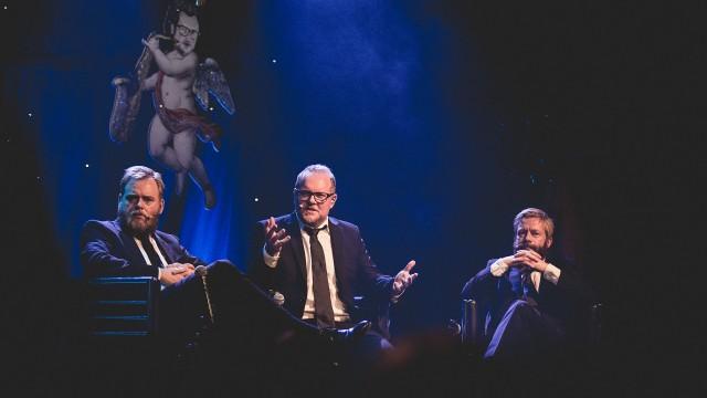 Radioresepsjonen i stolene (Foto: Kim Erlandsen, NRK P3).