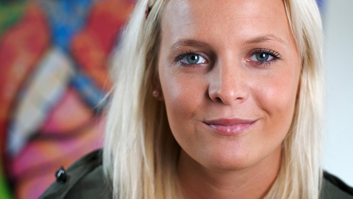 Pia Dailey Christoffersen - Foto: NRK