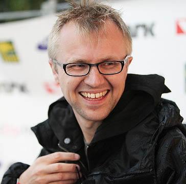 Håkon Moslet. (Foto: Rashid Akrim, NRKP3)