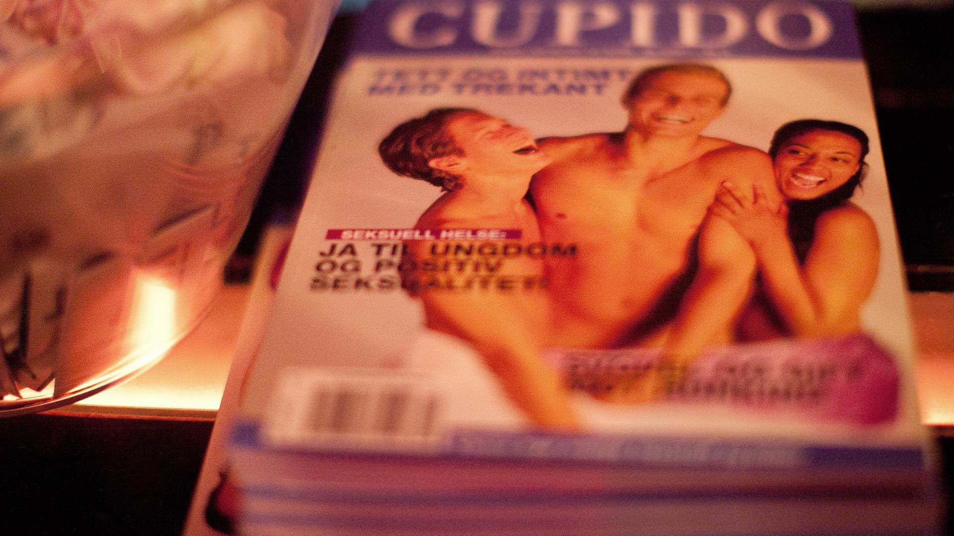 cupido magasin kjønnsorgan mann