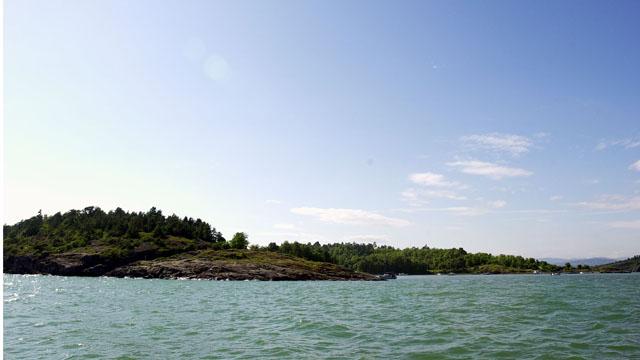 Langøyene i Oslofjorden er et yndet reisemål for kåte Cabincruisere (Foto: Scanpix)